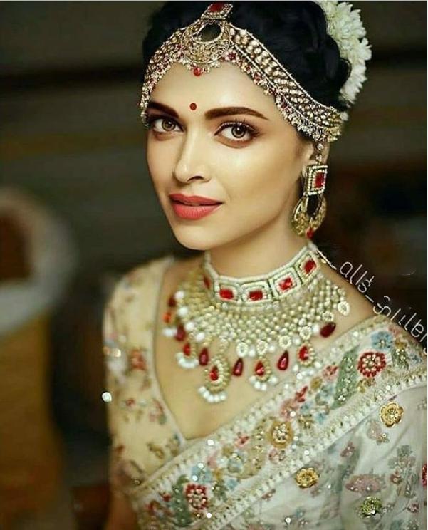 Beautiful Indian Bridal Look Indian Bridal Fashion Indian Bridal Bridal Jewellery Indian