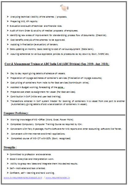 Ca Resume Sample Page 2 Resume Examples Teacher Resume Examples Medical Assistant Resume