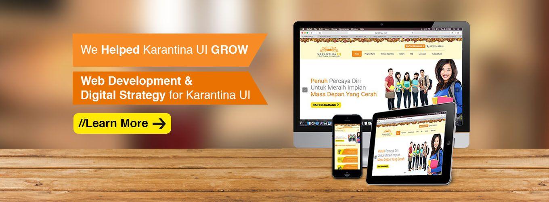 Website Design Jakarta