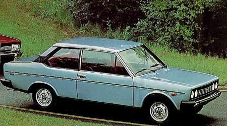 Fiat 131 Mirafiori 2 Door Never Quite Understand The Logic Of