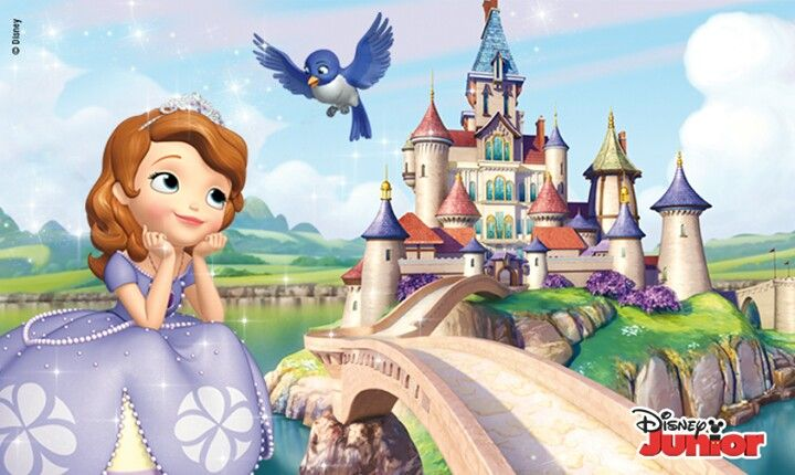 Pin En Cumple Princesa Sofía
