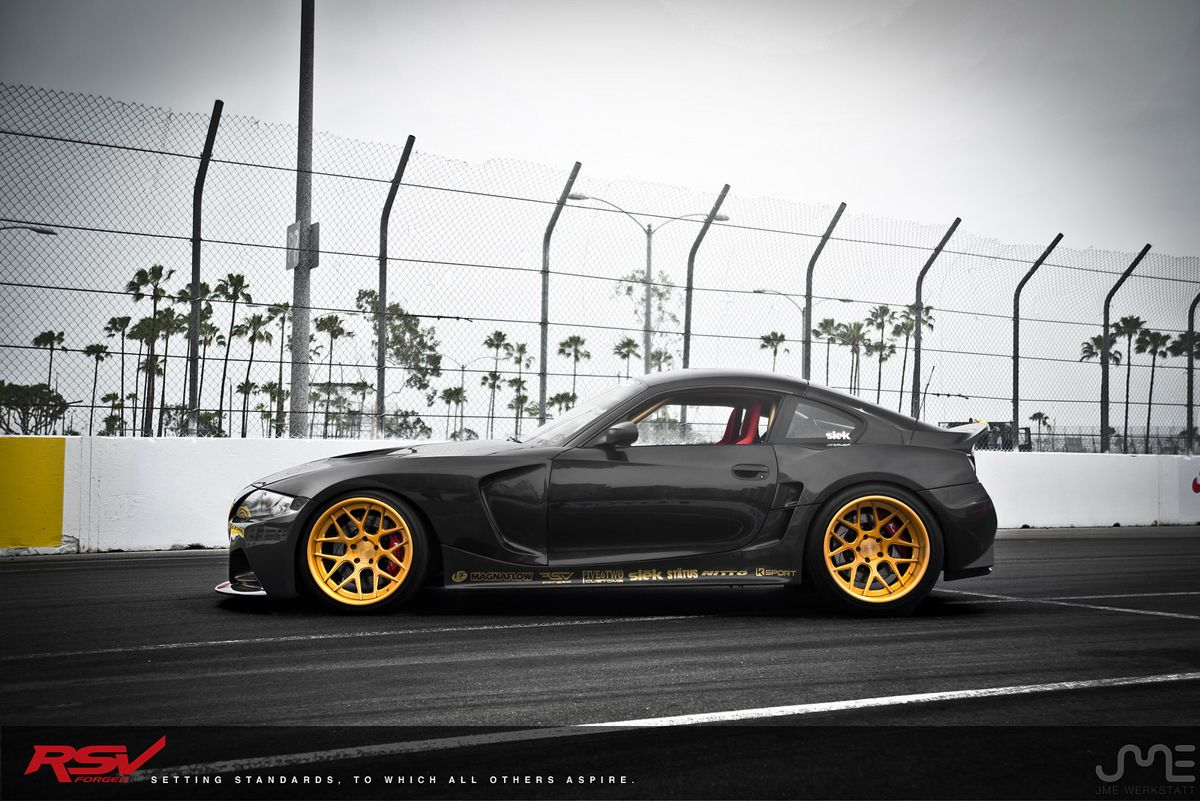 Featured Fitment: BMW Z4 M w/RSV Forged S