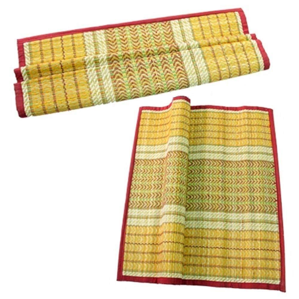 Odisha Ayurved Hub Handmade Kusha Grass Aasan Mat In 2020 Odisha Handmade Handicraft