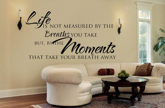 family wall decal moments that take your breath away on wall stickers for living room id=72004