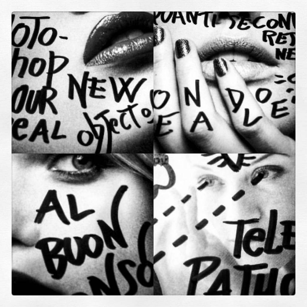 Femenizations... #sharpie #art #visual #writing #remix #collage