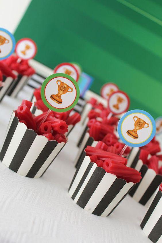 3 fiestas infantiles temáticas del Mundial de Fútbol Futbol Party - Ideas Para Fiestas Infantiles