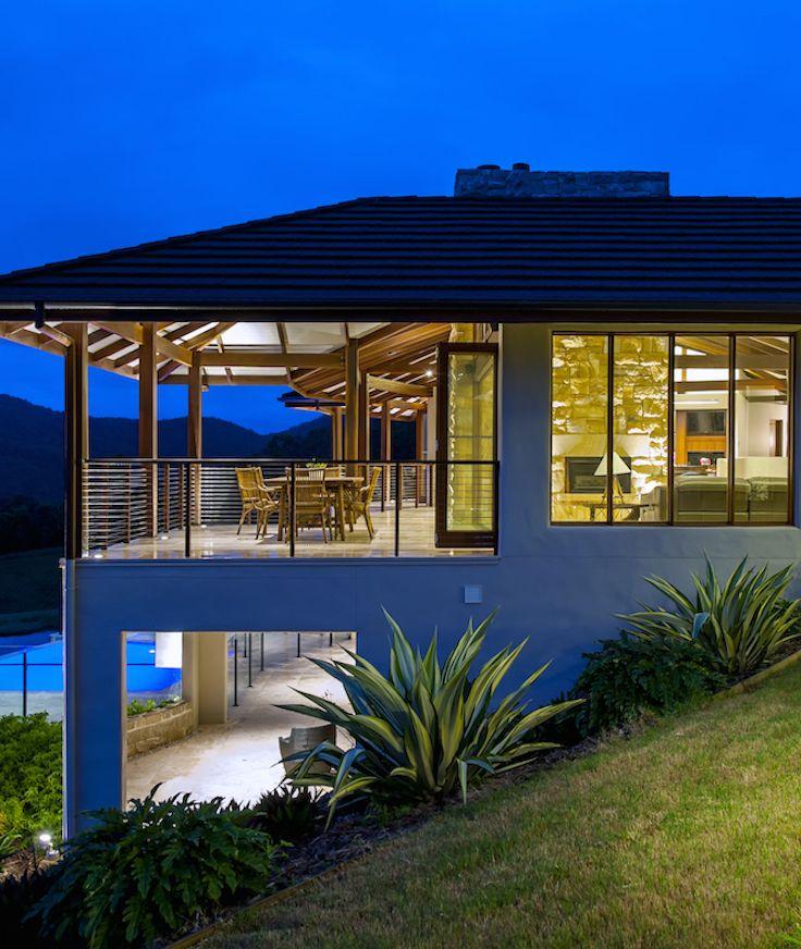 Eden Made Beautiful Timber Designs For Awarding Winning Gold Coast  Hinterland Home.