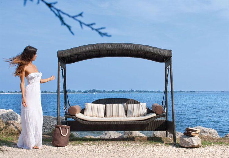 Dondolo Da Giardino Prezzi : 30 modelli di dondoli da giardino moderni swing chairs and prezzo
