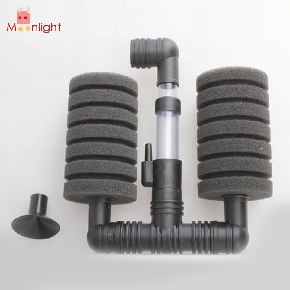Aquarium fish tank air pump biochemical sponge filter - Best Fish Tank Filter Aquarium Biochemical Sponge Filter Fish Tank Air Pump