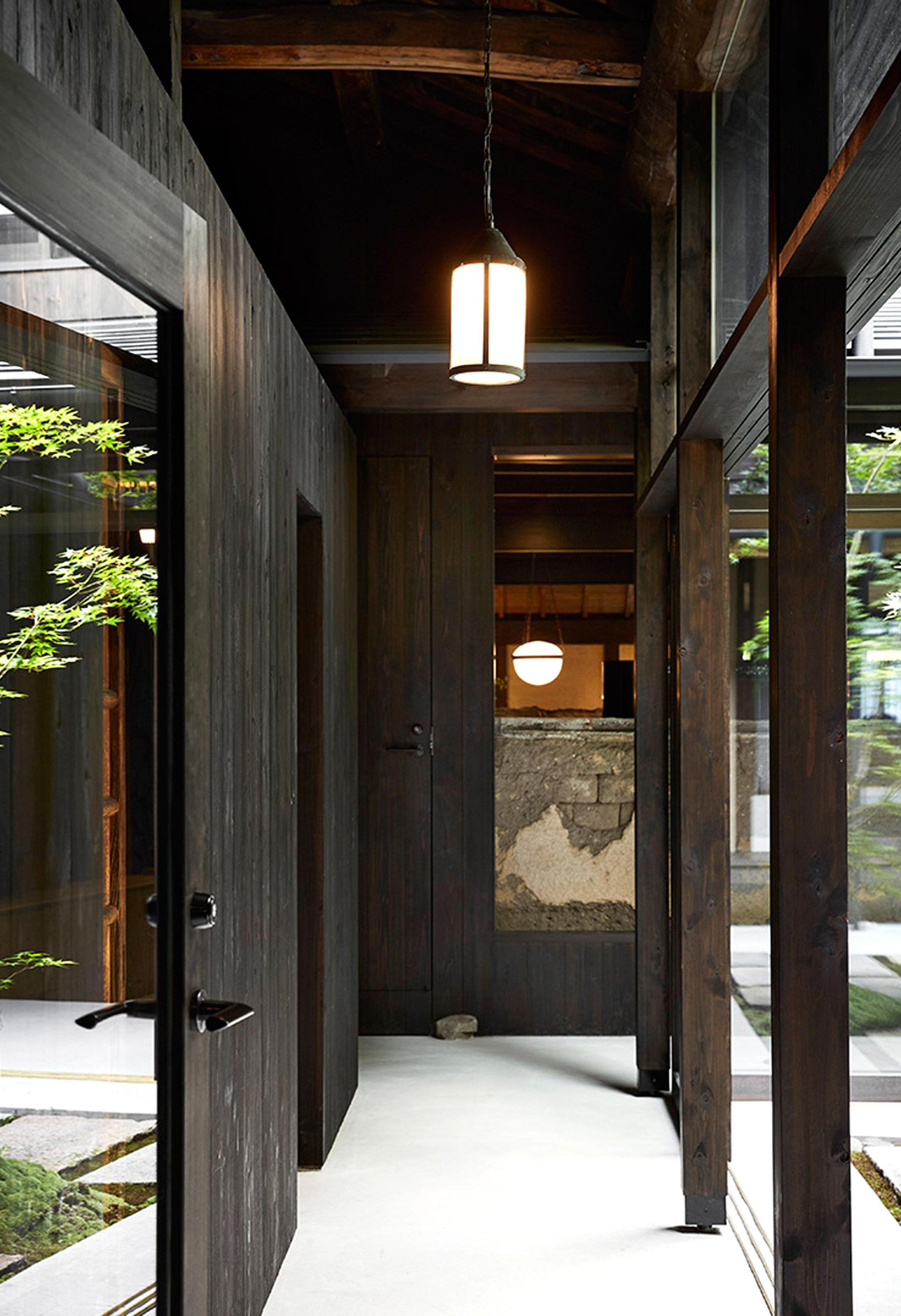 Maoyashi Machiya Kyoto House Uoya Shigenori Japan Architecture Residentialdezeen2364col19 Japanese Interior Design Asian Home Decor Japanese Interior