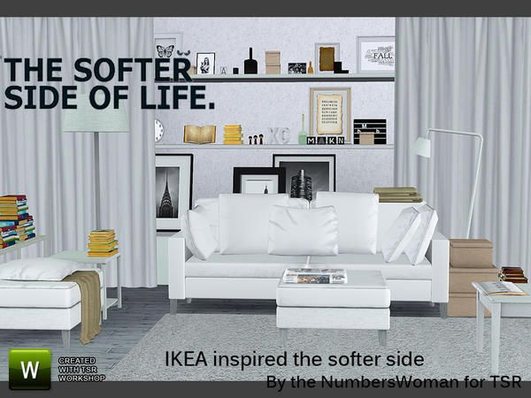The Sims Resource Tsr Ikea Inspired