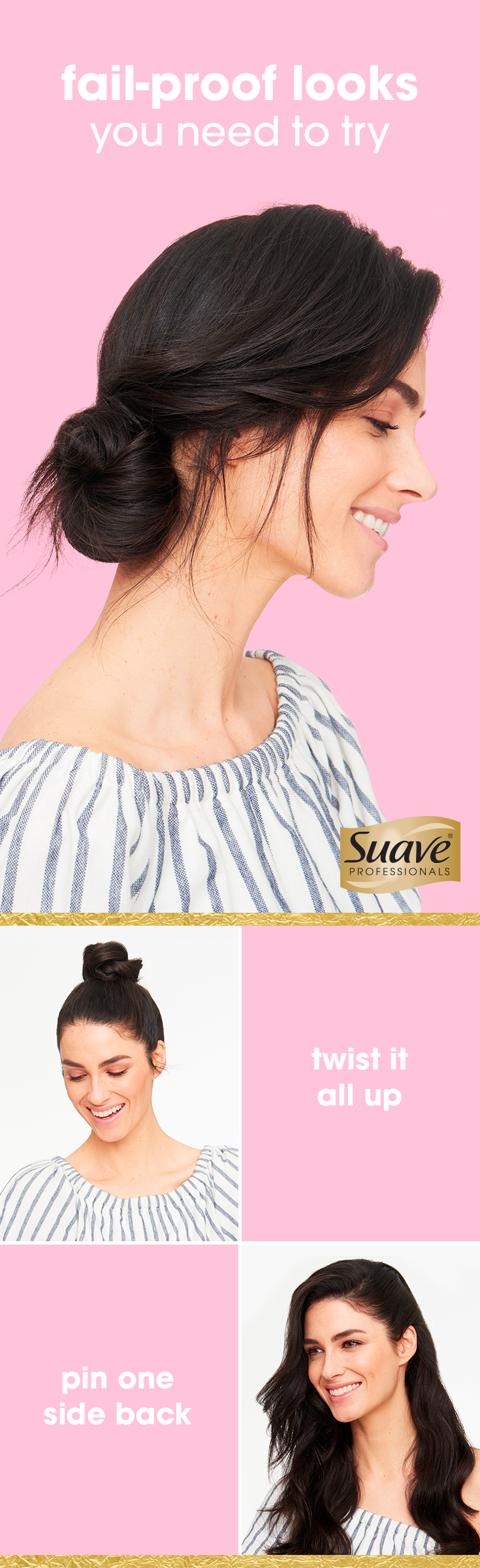 gorgeous hairstyles for when youure out of ideas low maintenance