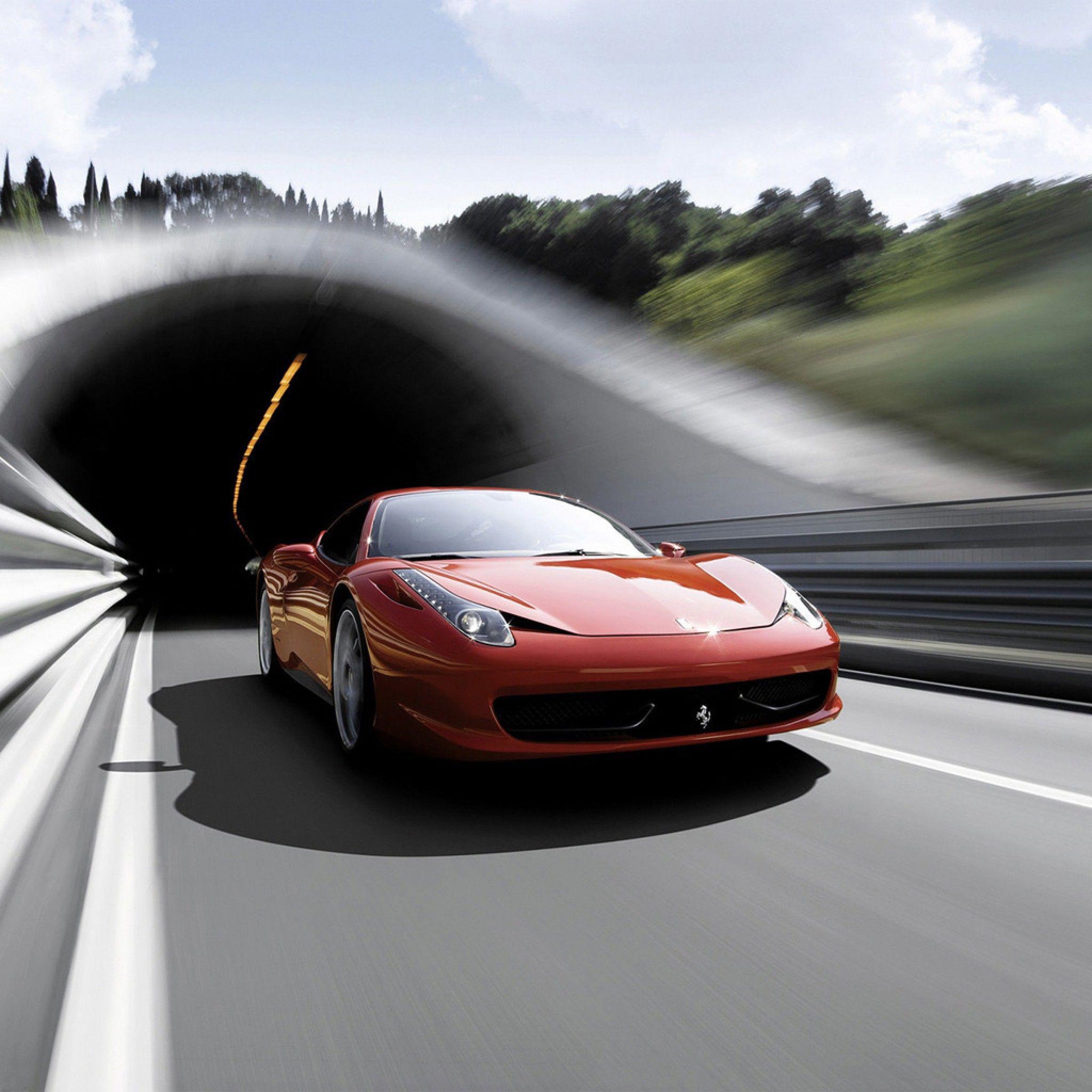 Cool #Ferrari 458 #Car #iPad Air #Wallpaper ~ #iPadAir2 #iPadAir