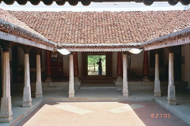 South Indian Traditional Houses Design