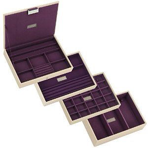Jewelry box compartments and lining Jewelry Boxes and others girl