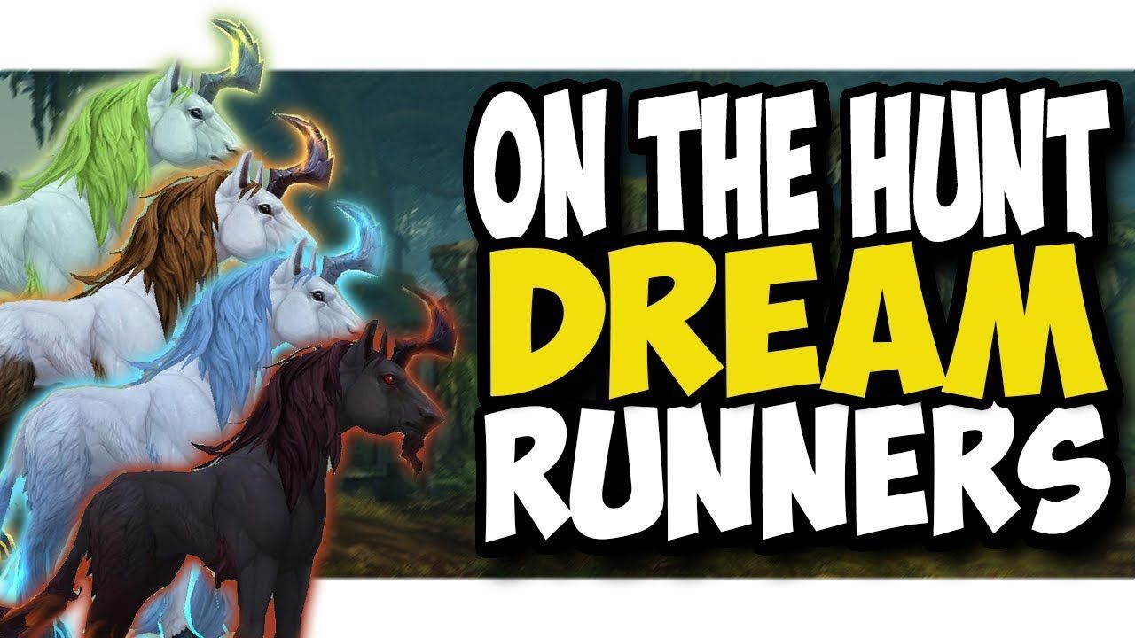 Dreamrunner Pets In Bfa On The Hunt Battle For Azeroth Edition