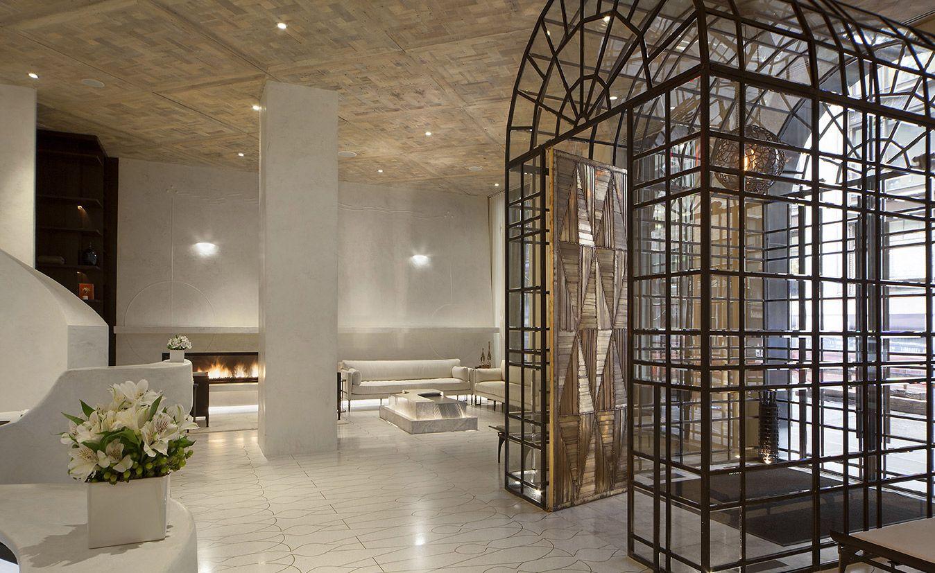 The Marmara Park Avenue New York Usa Leading Hotels
