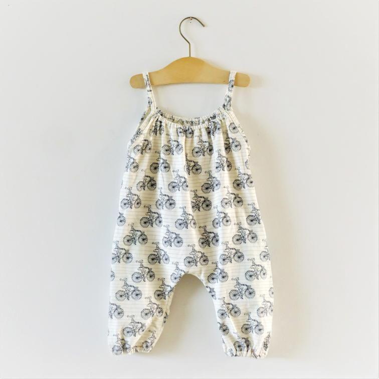 Baby/toddler Boho Romper | Craftsy | kind king clothing | Pinterest ...