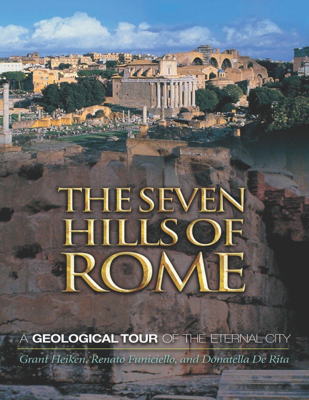 The Seven Hills Of Rome (eBook)