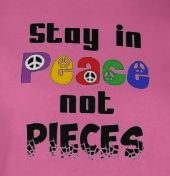 Stay in PEACE not Pieces- Iyanla Vanzant