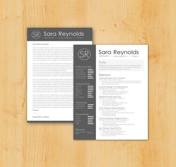 Custom Resume  Cover Letter Writing and Design