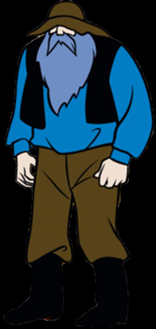 Miner 49er Scooby Doo Cartoon Monsters Cartoon