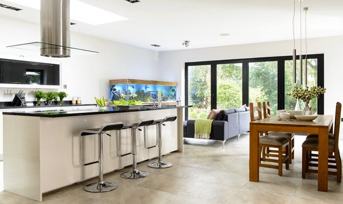 Kitchen Garage Conversions garage conversion: from unused space to stunning kitchen | home is