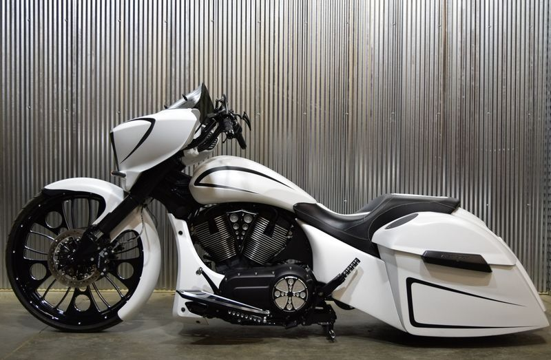 Victory : Cross Country, Custom | MOTORCYCLES AS ART