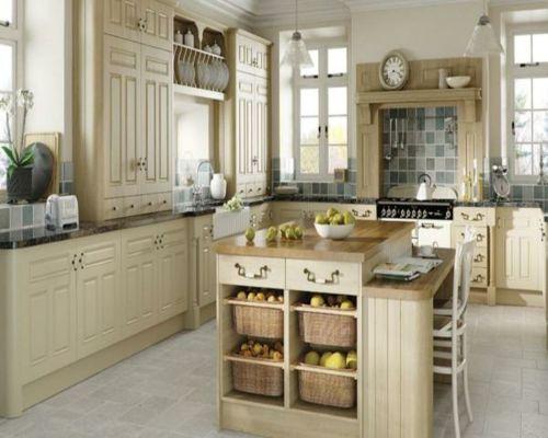 100 küchen designs ? möbel, arbeitsplatten und zahlreiche ... - Kchen Mit Holz