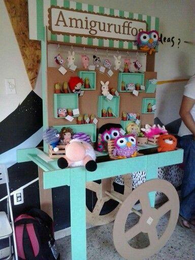 Bazar expo amigurumi amiguruffos decoraci n bazares for Bazar decoracion