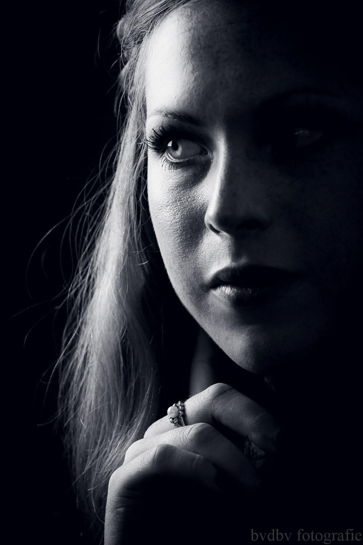 Closeup Portrait Of A: Portrait, Portrait Photography, Chiaroscuro