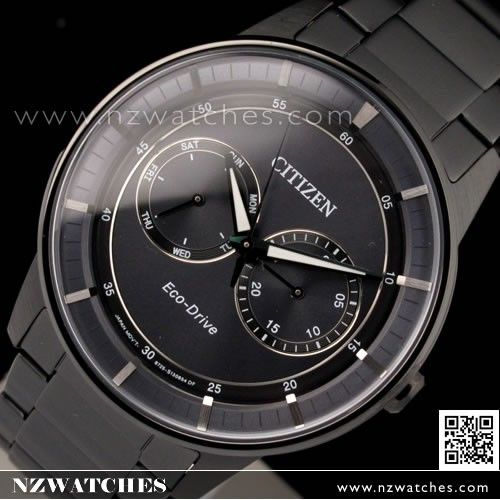 Citizen Eco-Drive IP Black Stainless Steel Mens Watch BU4005-56H Sale! Up  to 75% OFF! Shop at Stylizio for women s and men s designer handbags 798a54743