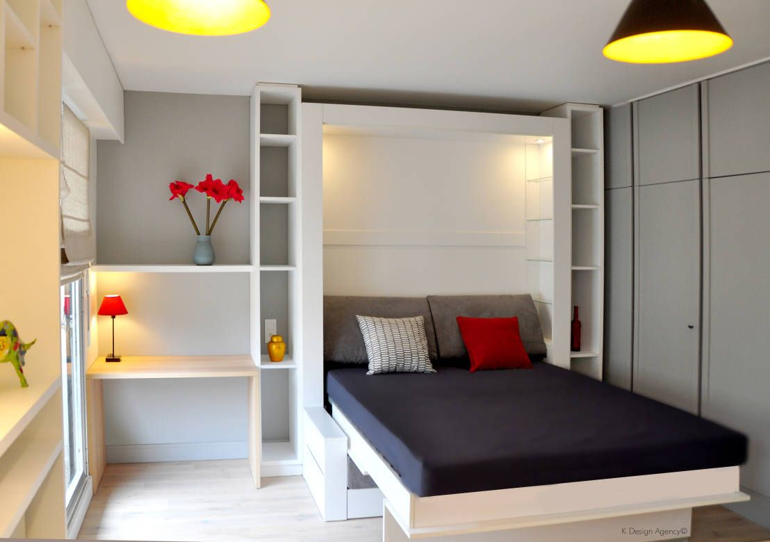 10 magnifiques chambres minimalistes.!! | bureau | pinterest