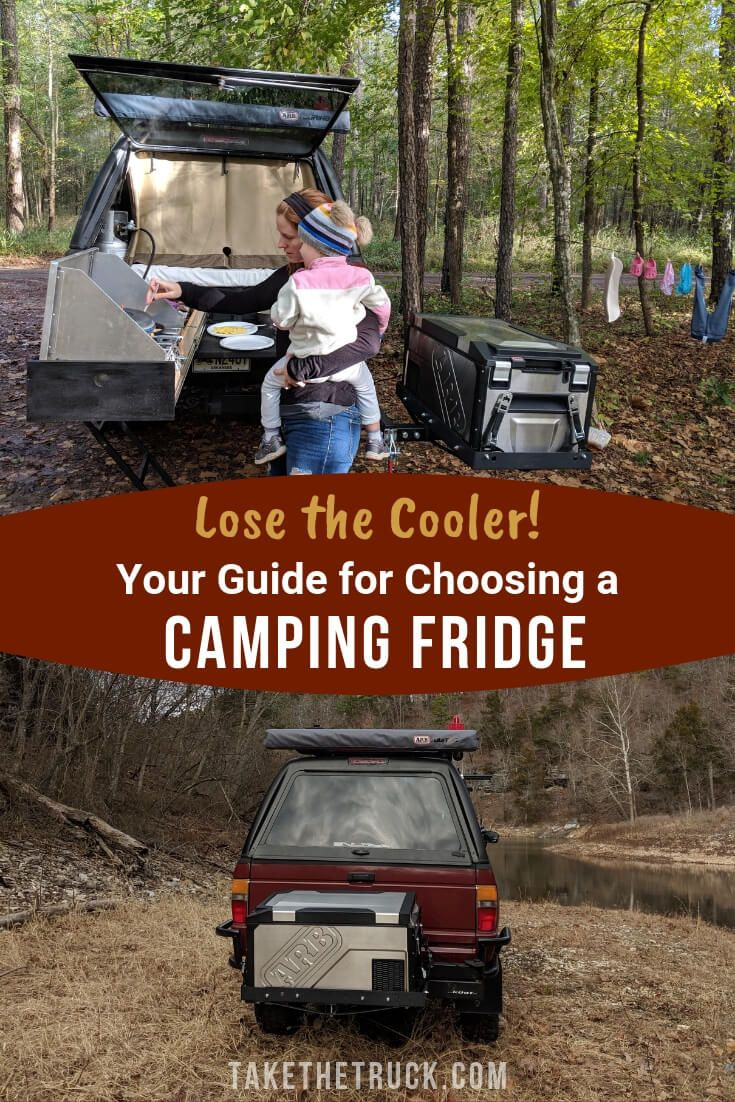 Camping Fridge The Ultimate Guide Camping fridge, Truck