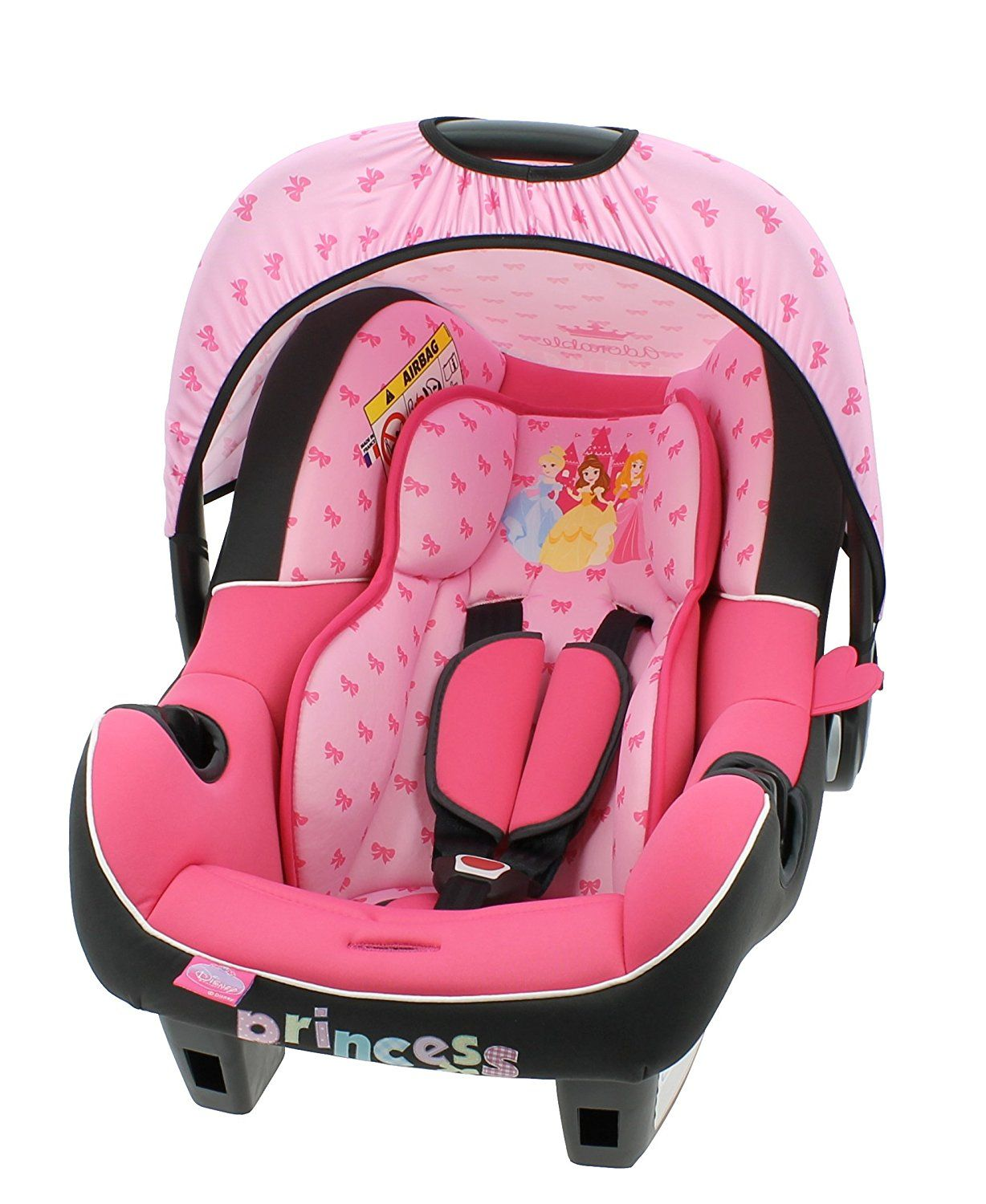 Disney Princess Beone SP Infant Carrier Car Seat: Amazon.co.uk: Baby