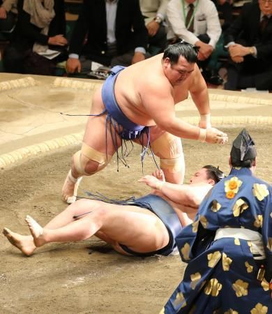 琴奨菊が初優勝!日本出身力士10年ぶり 初場所