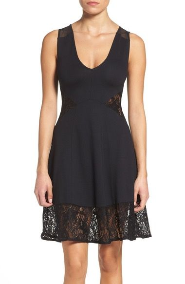 French Connection Tatlin Beau Dress available at #Nordstrom