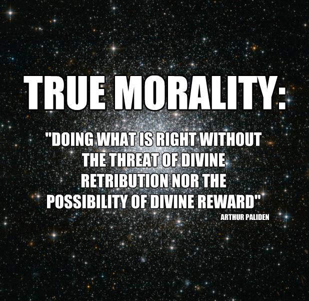 Atheism, atheist, reason, science, morality, god.