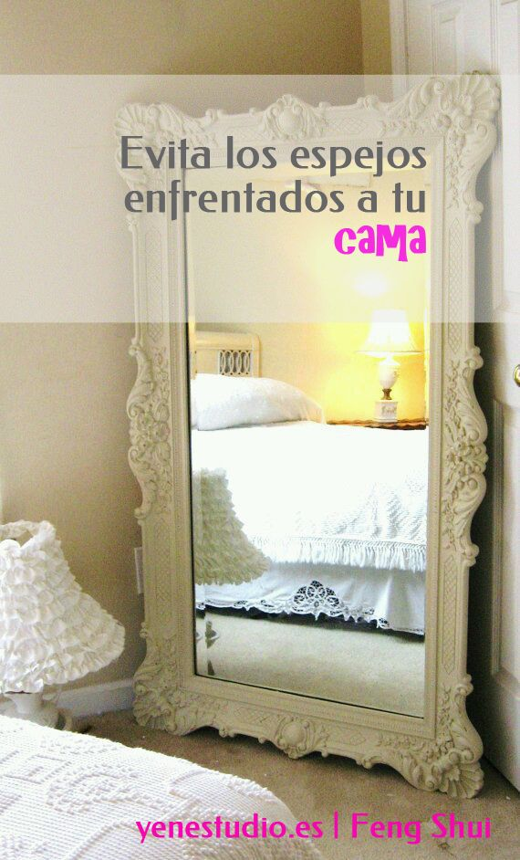 Espejos En El Dormitorio Feng Shui Decoraci N