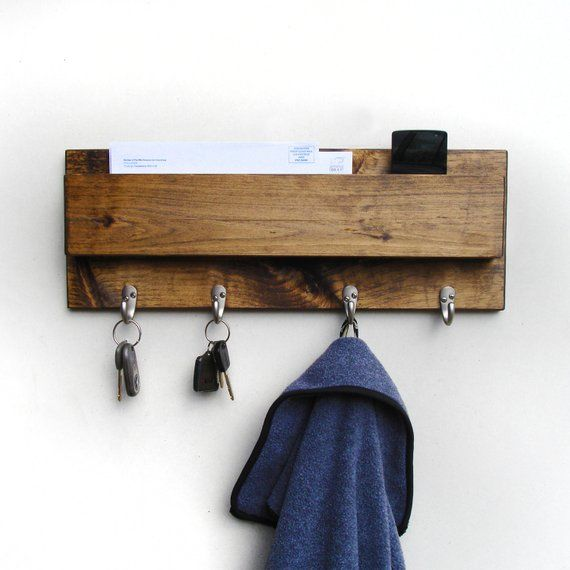 Wall Mounted Coat Rack Wall Key Hooks Wall Key Hanger Products