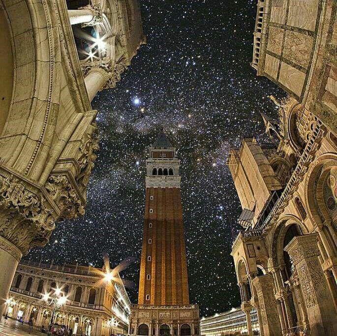 Venedig's Sterne