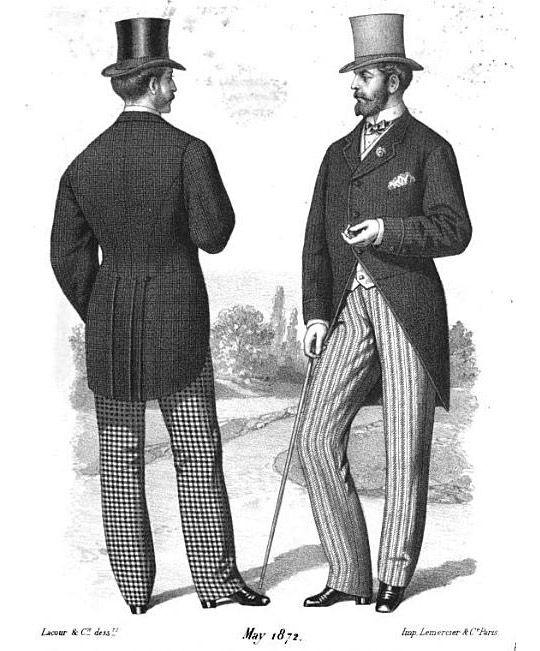 Victorian Men S Fashion Reginald Aylward Pinterest