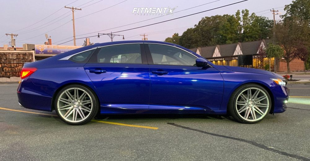 3 2019 Accord Honda Sport Eibach Lowering Springs Element