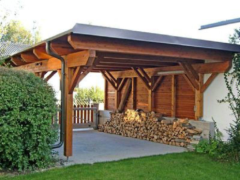 carport selber bauen worauf sie achten sollten la maison r v e pinterest carport. Black Bedroom Furniture Sets. Home Design Ideas