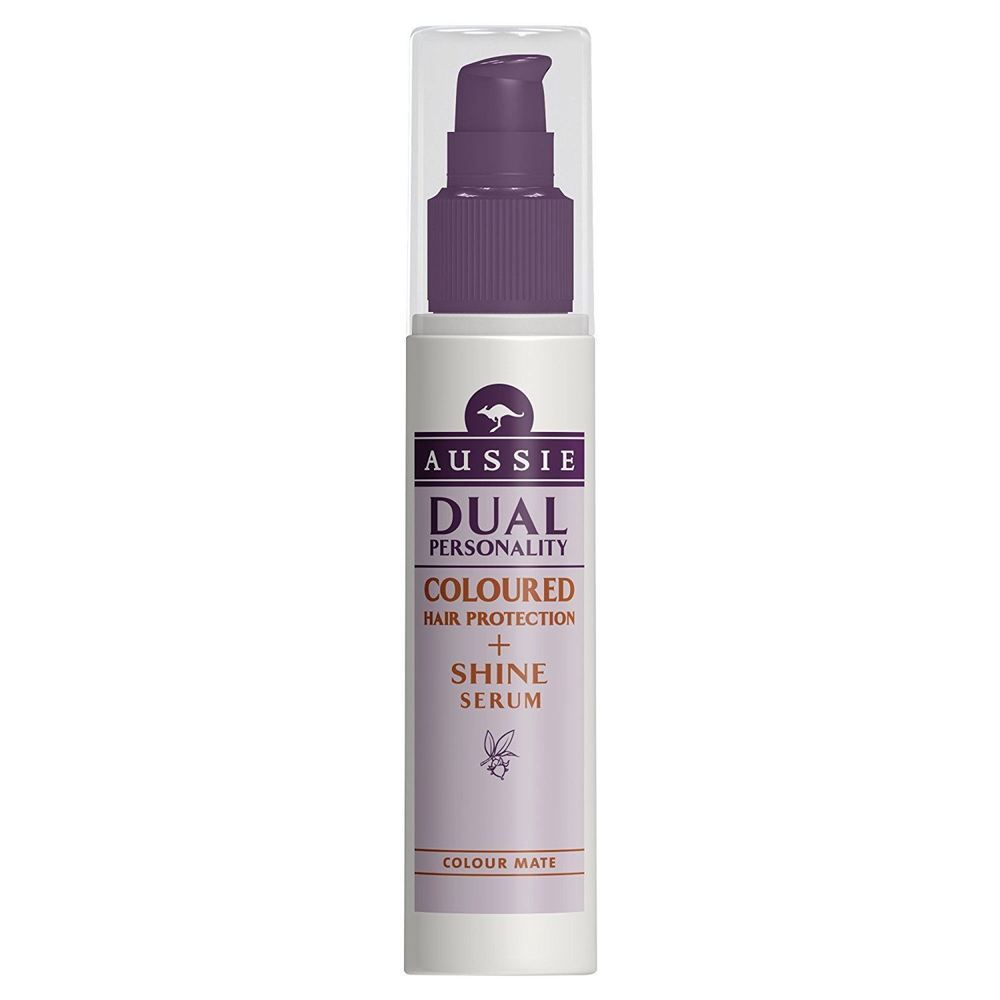 Aussie conditioner dual personality coloured hair