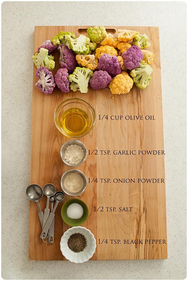 Photo of Roasted Rainbow Cauliflower: A Real Easter Treat!