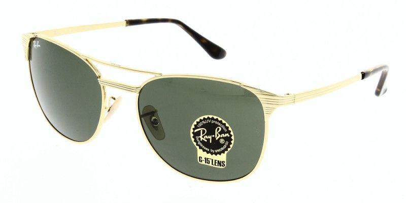 ff4a6957d950a Ray Ban Sunglasses RB3429M 001 58   Ray-Ban eyewear   Ray bans, Ray ...