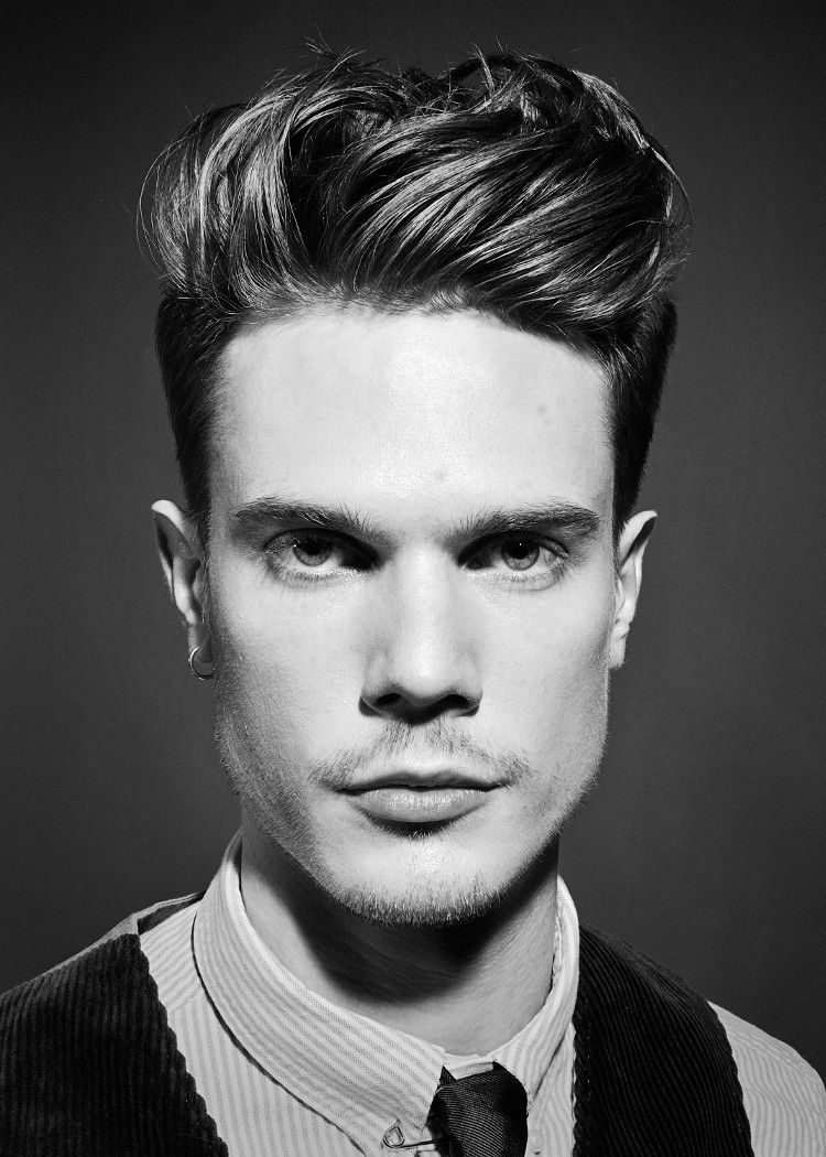 Hairstyles with quiff - 31 Quiff Hairstyles For Men Ideas