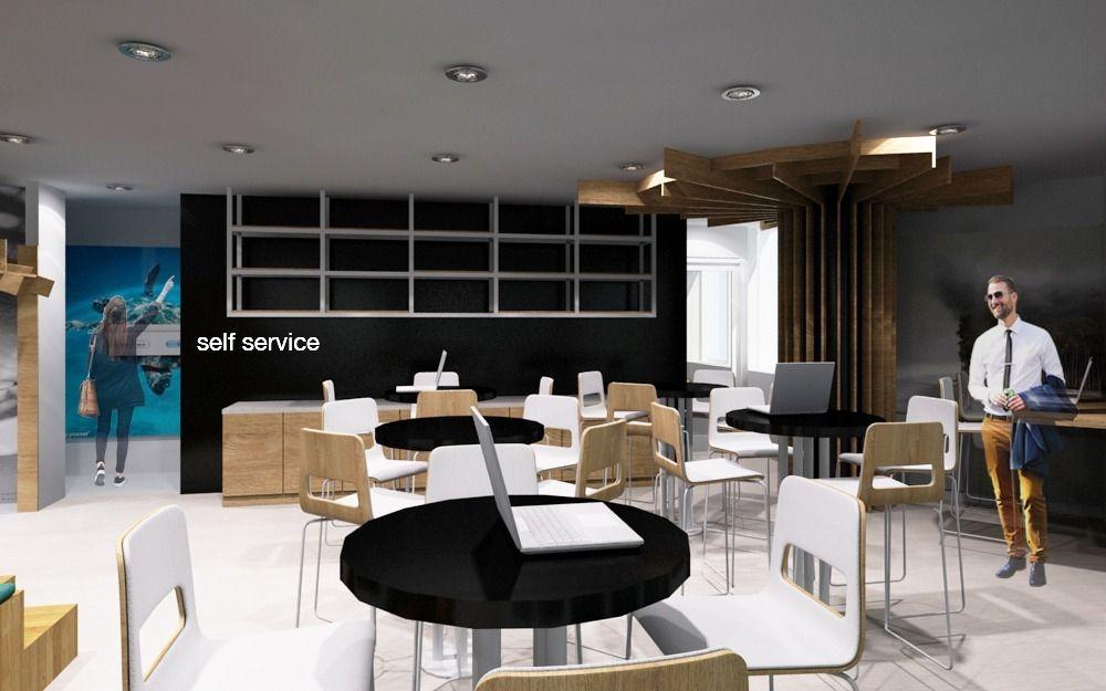 WWF Office Jakarta Selatan im design associates in