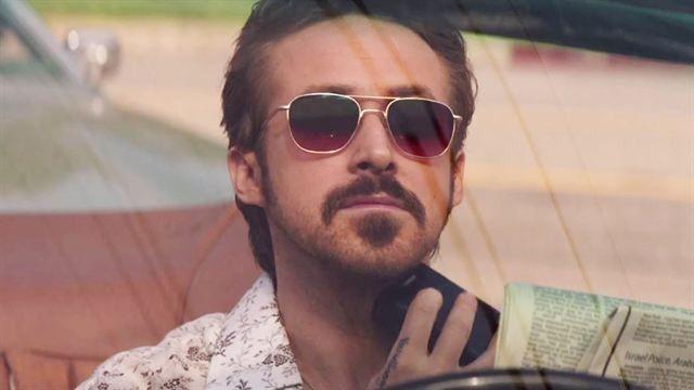 201f5e19a3 Ryan Gosling wears AO Original Pilot sunglasses in The Nice Guys !  www.aoeyewear-